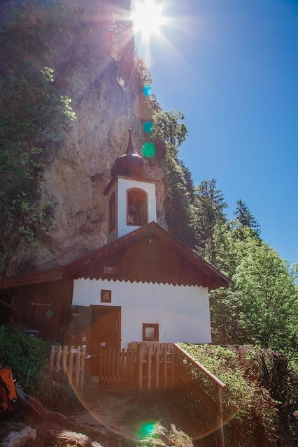 Wanderung zur Einsiedelei St. Georg bei Saalfelden  SalzburgerLand 06