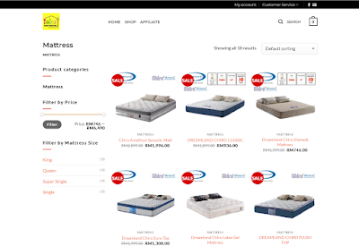 IDEAL HOME FURNITURE ONLINE STORE