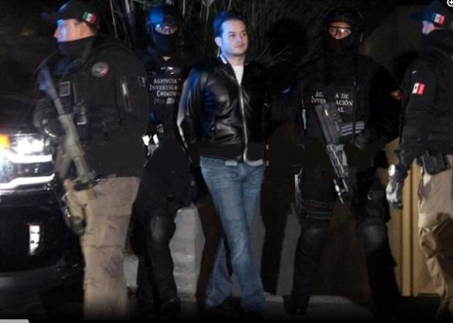 """Es un """"Narcojunior"""" el perfil de Víctor Manuel Félix Beltrán, alias """"El Vic"""" operador de Los Chapitos"""