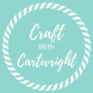Craft with Cartwright blog logo