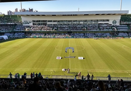 Assistir Coritiba x Corinthians AO VIVO 17/06/2017