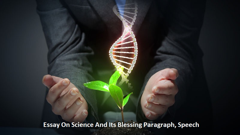 Science is a curse or blessing essay