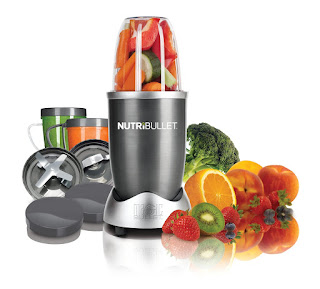 Magic Bullet NutriBullet 12 piece high-speed blender/mixer, image, buy at low price