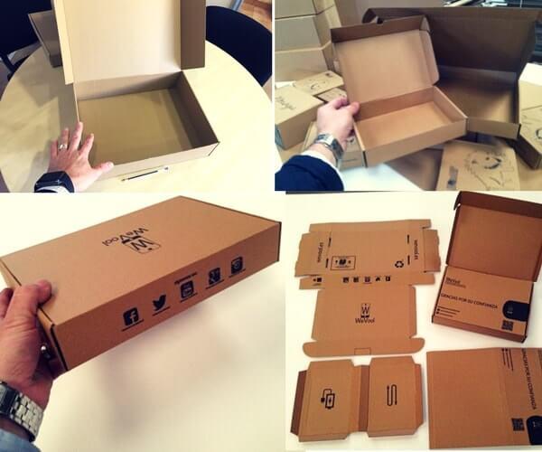 cajas para tablets de diferentes medidas