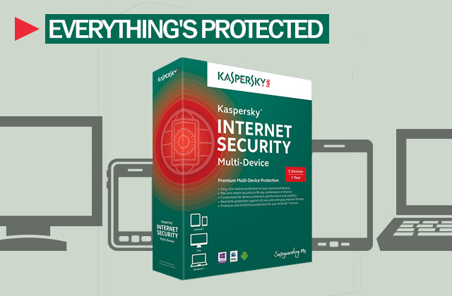 Kaspersky Internet Security – Multi-Device 2015