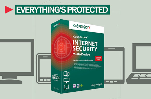 Kaspersky Internet Security – Multi-Device 2015 Activation Codes Giveaway!