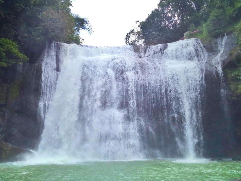 Curug Cileutak Tempat Wisata di Tasikmalaya Terbaru