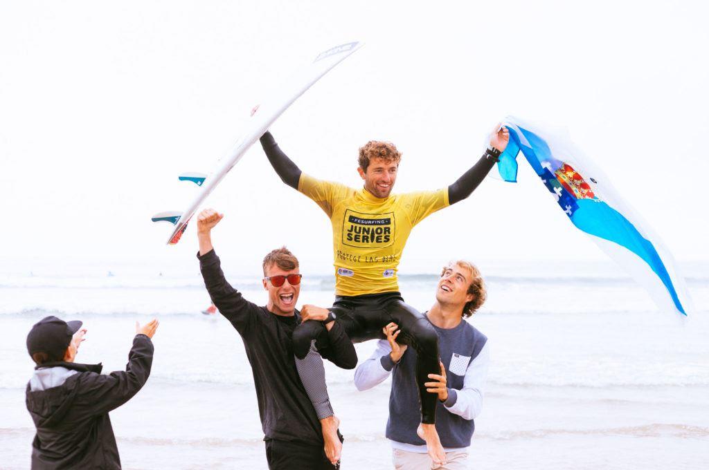 campeonato espana surf