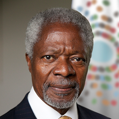 Breaking: Former Secretary General of The United Nations Kofi Annan Dead