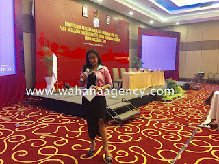 agency mc formal jakarta, agency mc formal bekasi, wahana agency master of ceremony