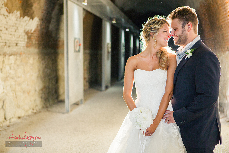 ritratto sposi Varazze fotografo di matrimonio Andrea Bagnasco