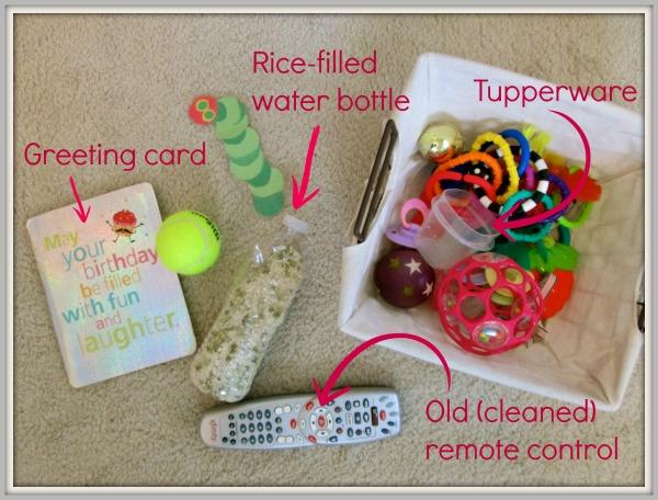 Nursery organization tips and tricks
