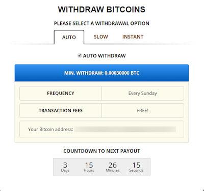 Minimal Penarikan Bitcoin Dari Freebitcoin
