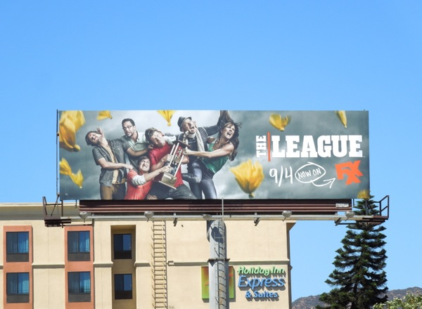 League season 5 billboard