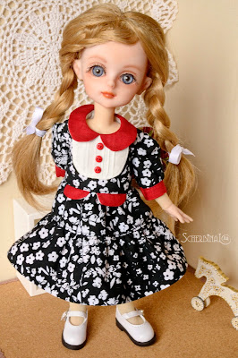 Маленькая Звездочка ООАК, одежда для кукол