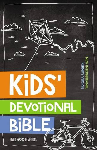 Kids' Devotional Bible from Zonderkidz