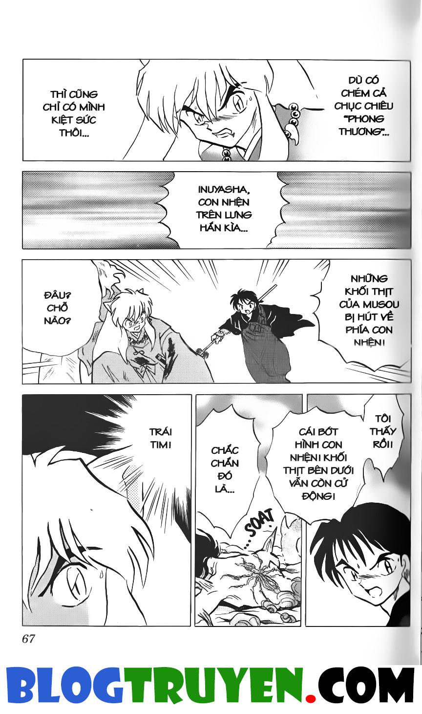 Inuyasha vol 22.4 trang 10