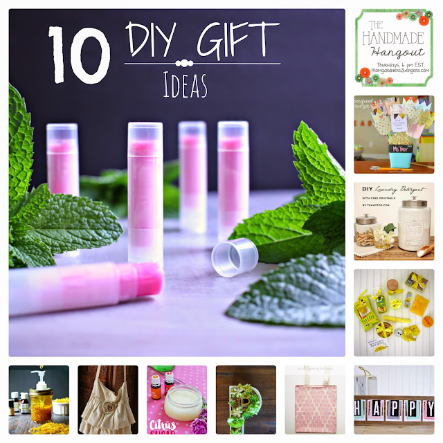 10 DIY Gift Ideas