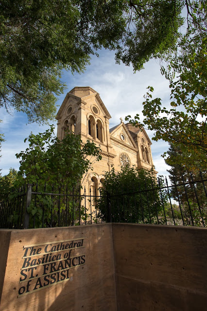Cathedral Basilica of St Francis of Assisi Santa Fe New Mexico by Laurence Norah-3