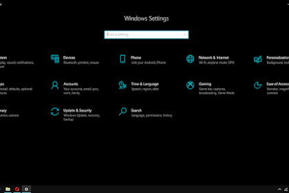 Cara Aktifkan Dark Mode di Windows 10