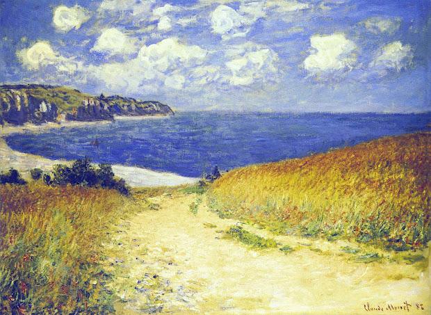 Art & Artists Claude Monet - Part 13 1882 1883