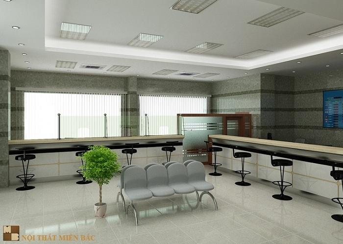 Tư vấn thiết kế phòng giao dịch chuyên nghiệp