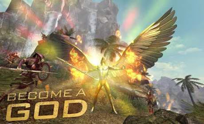 Gods Of Egypt V1.0 MOD Apk + Data (No Skill Cooldown)