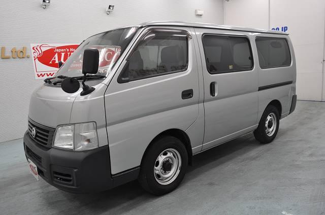2004 Nissan Caravan Dx To Zimbabwe Beitbridge Japanese