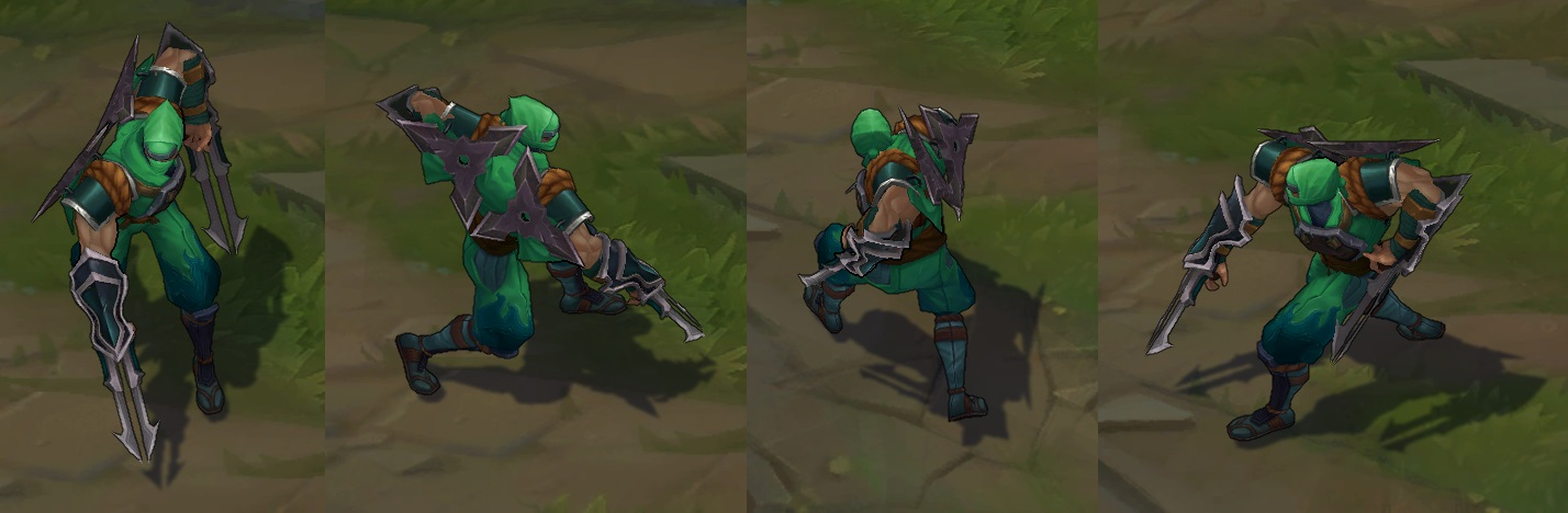 Surrender At 20 Chromas 1 1 New Chroma Now Available