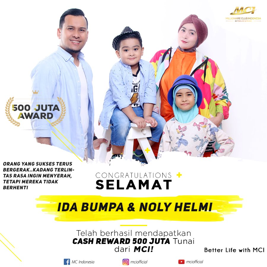 Millionaire Club Indonesia Multi Level Marketing Peluang Usaha