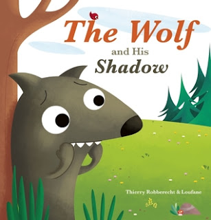 Bea's Book Nook, Review, The Wolf and His Shadow, Thierry Robberecht, Stéphanie Frippiat