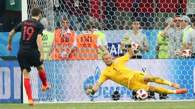 Hasil Pertandingan Kroasia vs Denmark - 16 Besar Piala Dunia 2018