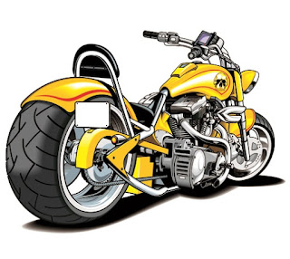 Motocicleta fara atas - Scoala de Soferi Targu Mures
