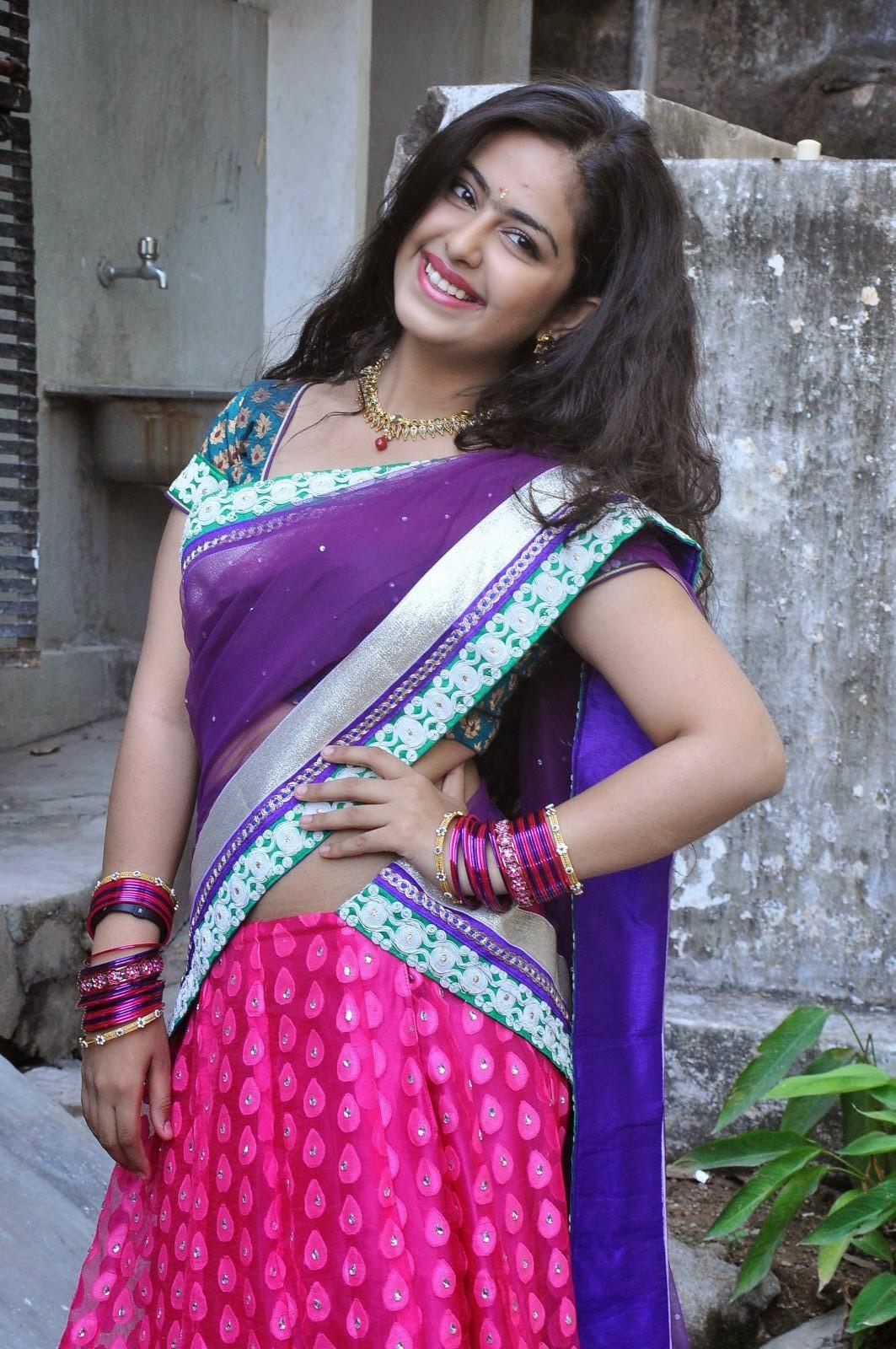 Anandi (Avika Gor) Photos from Uyyala Jampala