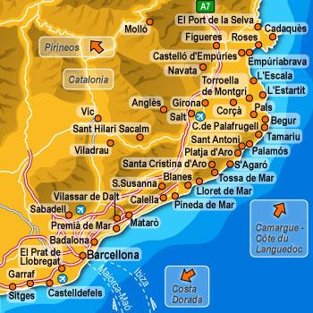 Spanje Vakantie Hotels En Appartementen Costa Brava Voor Een