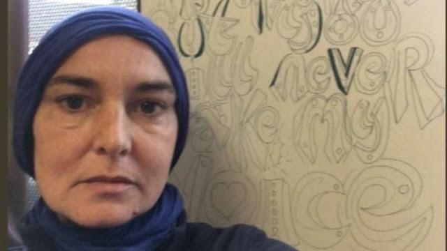 Janji Sinead O' Connor Setelah Masuk Islam