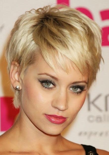 "pixie haircut-"" beautiful -fuss"