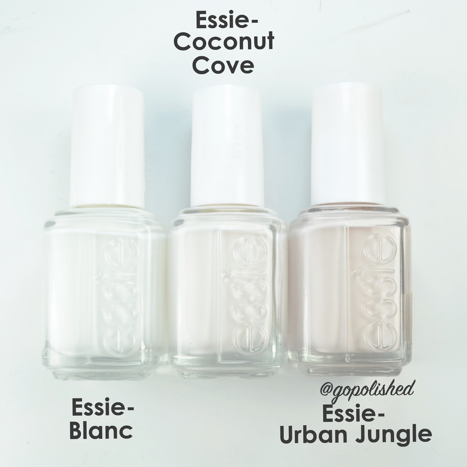 Essie Nail Color Urban Jungle: Go Polished: Essie Summer 2016 Swatches And Comparisons