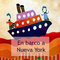 En barco a Nueva York