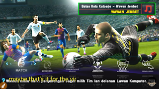 PES 57 Mod Texture by Denny Ardian ISO PSP Android