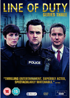 Best DVD Line Of Duty: Series 3, Suitable for 15 years and over, £11.99 incl FREE P&P