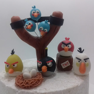 Angry Birds Biscuit