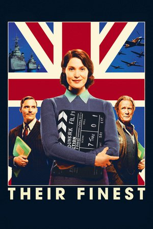 Poster Their Finest 2016