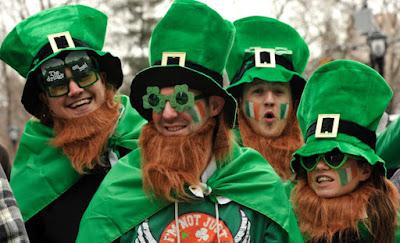 St Patrick's Day Parade Dublin 2018
