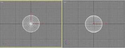 Membuat Objek 3D dengan Menu Toolbar