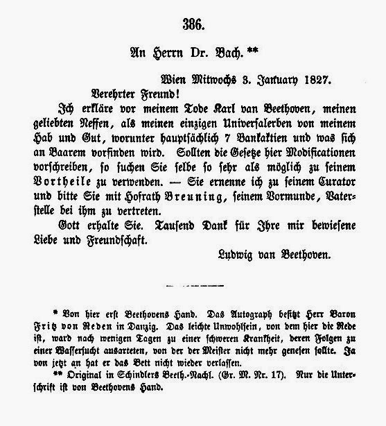 michael lorenz robert franz müller and beethoven s third will