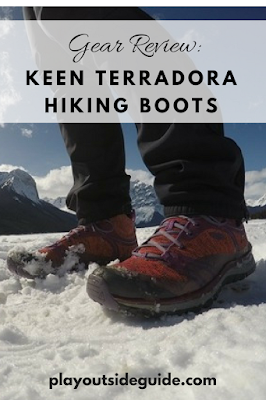 KEEN Terradora Hiking Boots Review