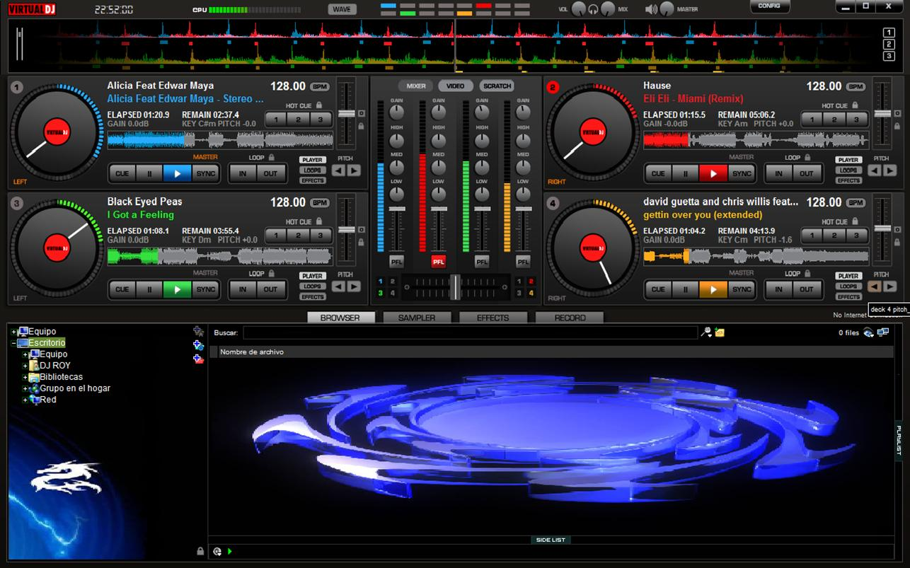virtual dj 7 effects download