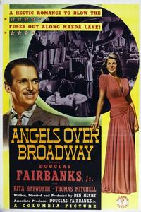 Watch Angels Over Broadway Online Free in HD