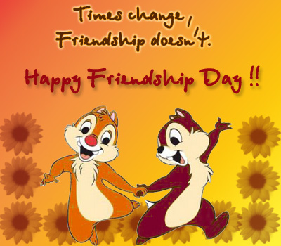 Happy Friendship Day Animated Clip Arts and Gifs Pictures Free